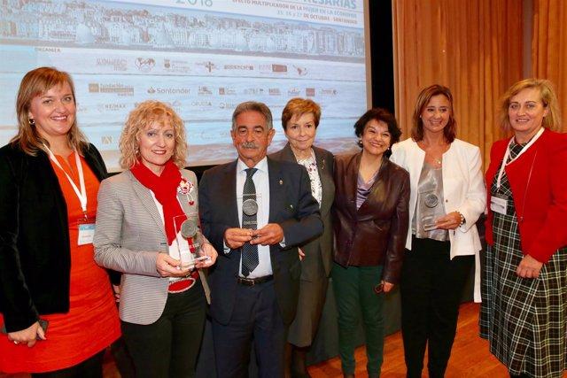 Inauguración del Congreso Iberoamericano de Mujeres Empresarias