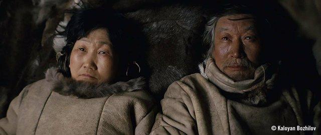 Una imagen de la película 'Ága'