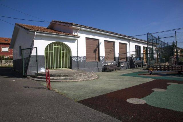 Antiguas escuelas de Igollo