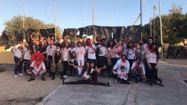Apocalipsi zombie en Marratxí