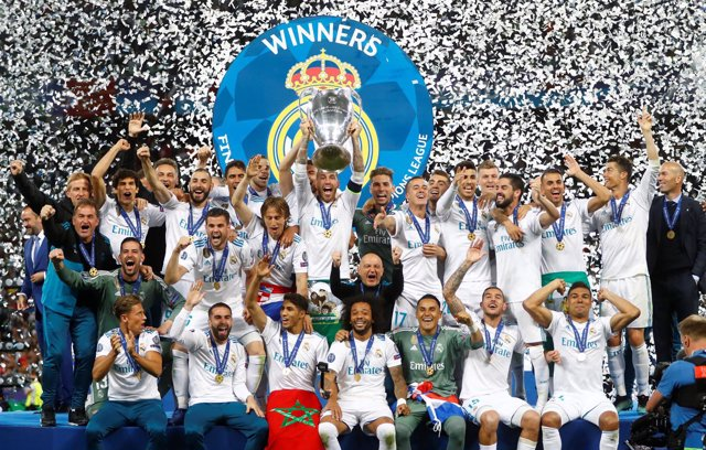 El Real Madrid, campeón de la Champions por 13º vez