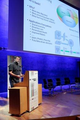 Segunda jornada del Big Data Congress 2018 de Barcelona