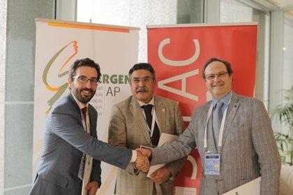 SEFAC y SEMERGEN firman un convenio con BioSim para potenciar la formación sobre medicamentos biológicos y biosimilares