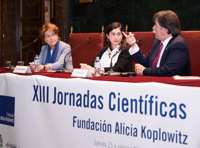 Jornadas Científicas de la Fundación Alicia Koplowitz