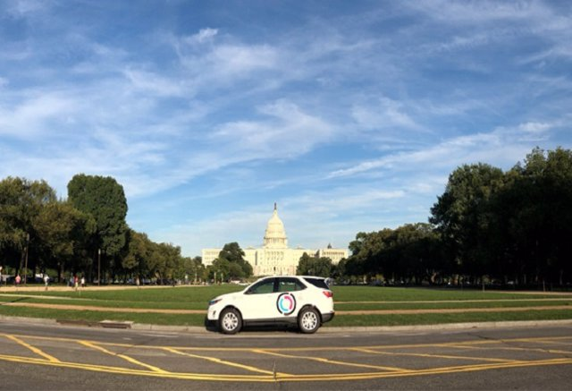 Servicio de 'car sharing' de PSA en Washington DC