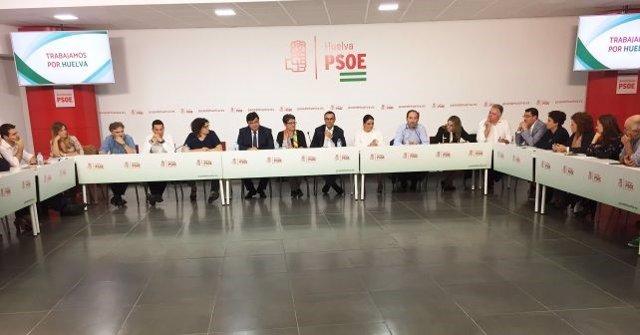 La Ejecutiva Provincial eleva su propuesta de lista encabezada por Mario Jiménez