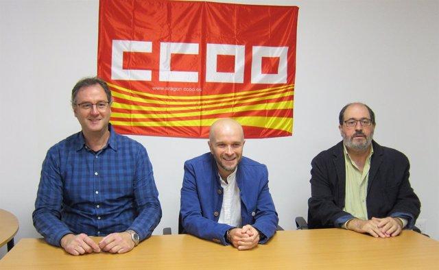 CCOO impulsa una campaña para retirar el amianto en los centros educativos