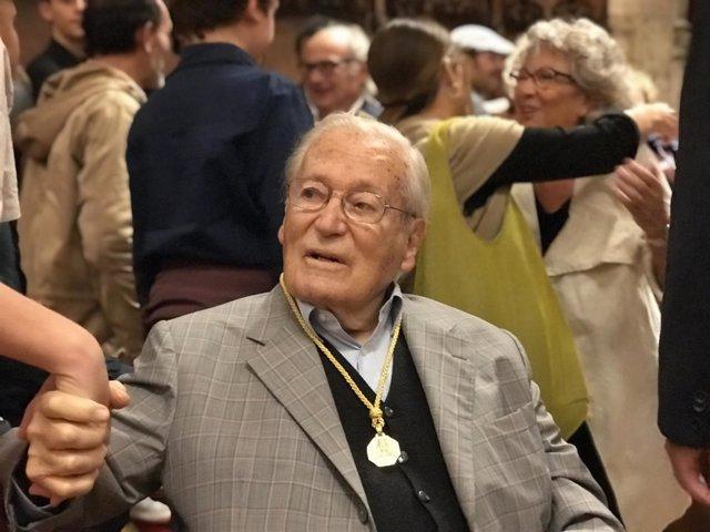 El arquitecto Oriol Bohigas