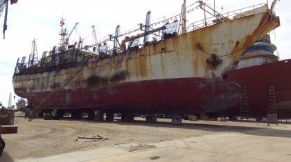 La Fiscalía de Perú captura una embarcación china y se incauta de 19 toneladas de pesca ilegal