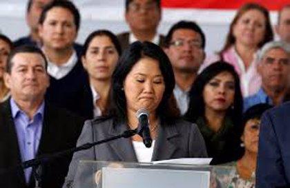 Fuerza Popular evitará confrontaciones con el Gobierno mientras Keiko Fujimori sea juzgada por presunto blanqueo