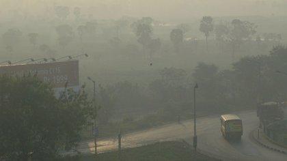 La contaminación produce hasta 33 millones de visitas a Urgencias por asma a nivel mundial