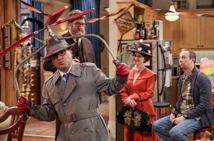 Así fue el último Halloween de The Big Bang Theory