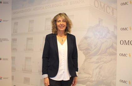 Mª Rosa Arroyo Castillo, nueva vicesecretaria general del Consejo General de Colegios de Médicos