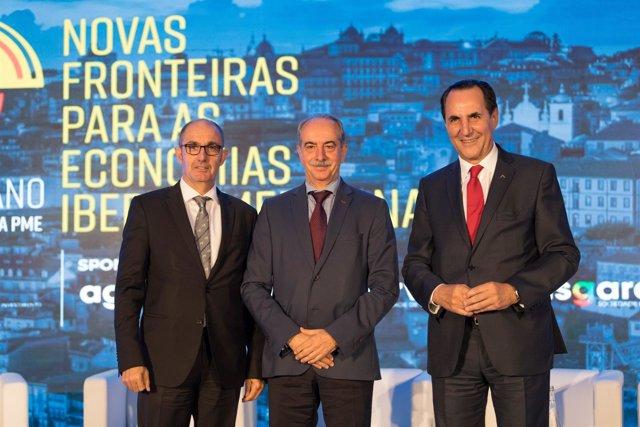 Representantes de las Sociedades de Garantía en el Foro Iberoamericano