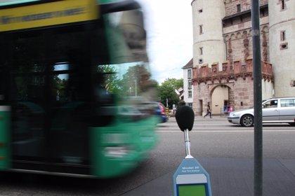 El ruido del tráfico multiplica los efectos negativos de la polución en la salud y aumenta el riesgo de infarto