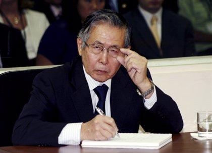 La Justicia peruana fija para el 23 de noviembre la audiencia por acusación de homicidio a Fujimori en el caso Pativilca