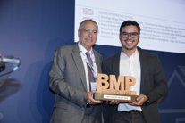 Premi BMP 2018 a la Millor empresa emergent