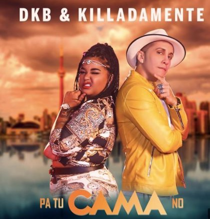 DBK y la youtuber Killadamente unen sus voces en un mensaje contra el machismo en el sencillo 'Pa tu cama no'