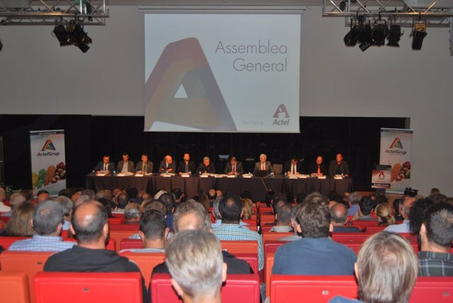 Asamblea general de ActelGrup