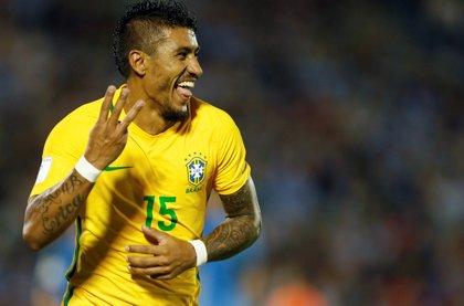 Paulinho y Allan, novedades en la lista de Brasil para los amistosos ante Uruguay y Camerún