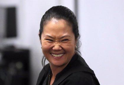 Suspenden el juicio de Keiko Fujimori hasta este sábado