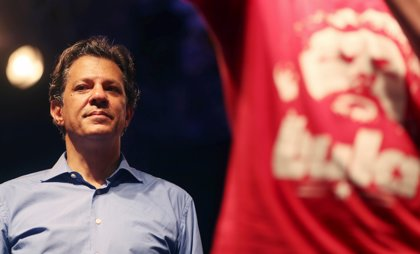 Fernando Haddad, el académico que ha dado el relevo a Lula