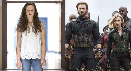 Vengadores 4 ficha a Katherine Langford, protagonista de Por 13 razones