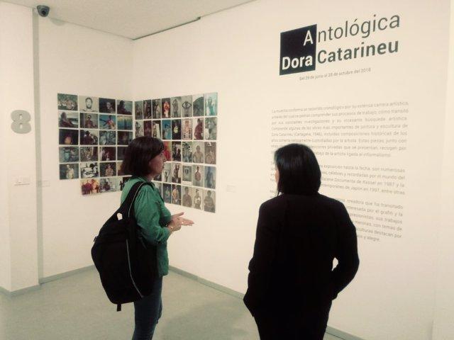 El Muram amplía la exposición 'Antológica' de Dora Catarineu