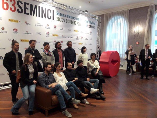 Valladolid.- Foto de los premiados