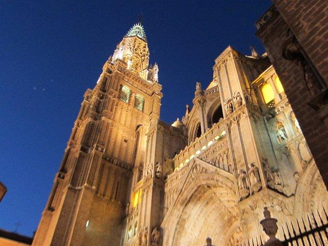 Catedral Toledo,turismo,monumento,edificio