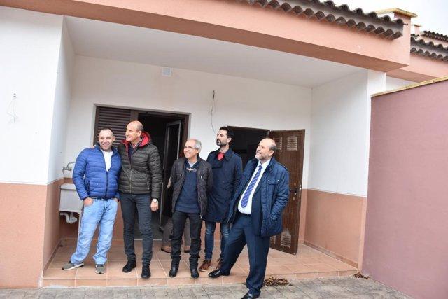 Viviendas en Campillo del Altobuey (Cuenca)