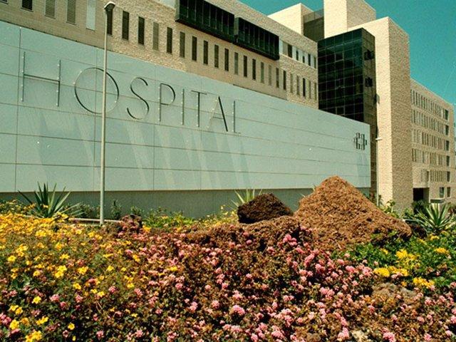 Hospital Universitario de Gran Canaria Doctor Negrín de Las Palmas