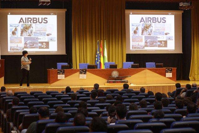 Imagen del Congreso de seguridad informática en Sevilla