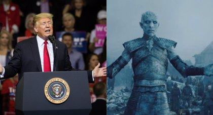 El autor de Juego de Tronos revela cuál de sus personajes se parece más a Donald Trump