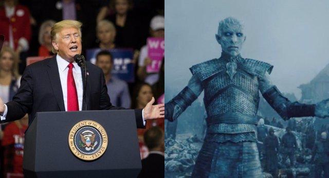 El personaje que más se parece a Donald Trump