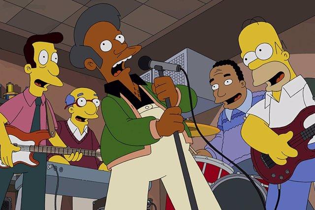 Los Simpson eliminarán a Apu