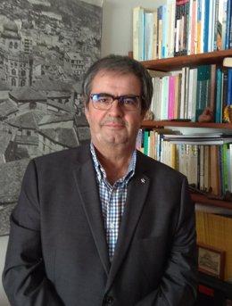Afonso Vázquez-Monxardín, nuevo académico correspondiente de la RAG