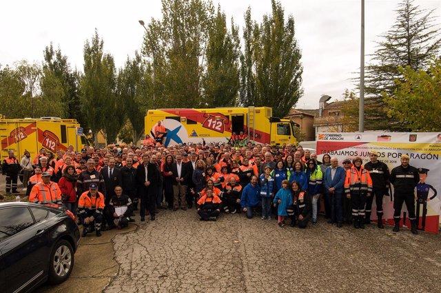XVIII Congreso de la Red de Agrupaciones de Voluntarios de Protección Civil.