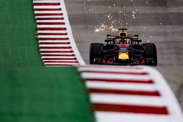 El piloto australiano Daniel Ricciardo