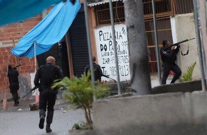 La epidemia de violencia que vive Brasil ha marcado las elecciones presidenciales