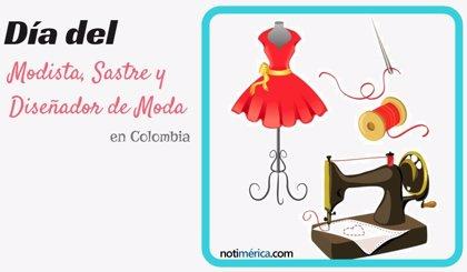 28 de octubre: Día del Modista, Sastre y Diseñador de Moda en Colombia, ¿qué motivó la elección de esta fecha?