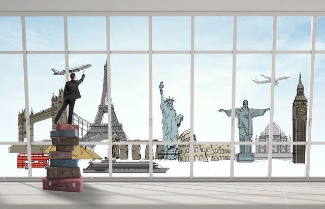 La subida de tarifas de avión y hotel preocupa a los gestores de viajes