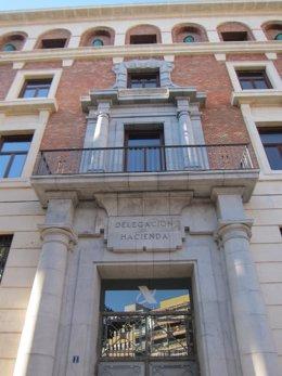 Edificio De Hacienda Tras Su Reforma