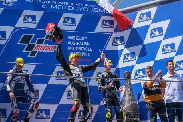 Albert Arenas Moto3 Australia