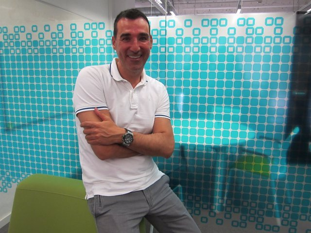 El presidente de Barcelona Tech City Miguel Vicente