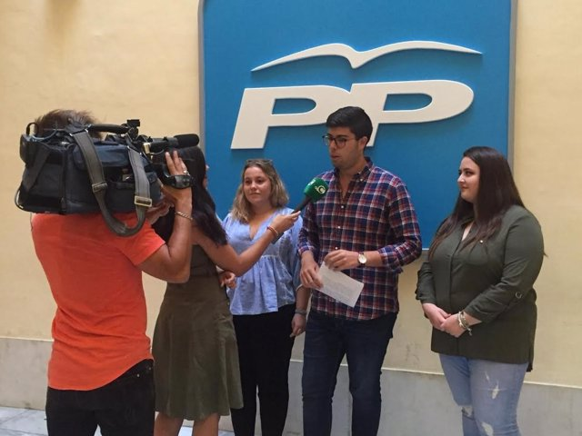 Nuevas Generaciones de Cádiz