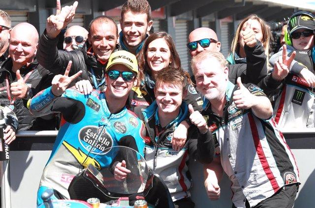 Joan Mir Moto2 Australia