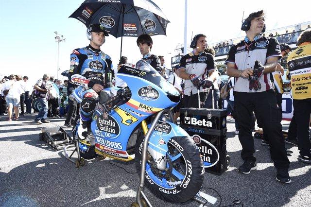 Arón Canet Moto3 San Marino