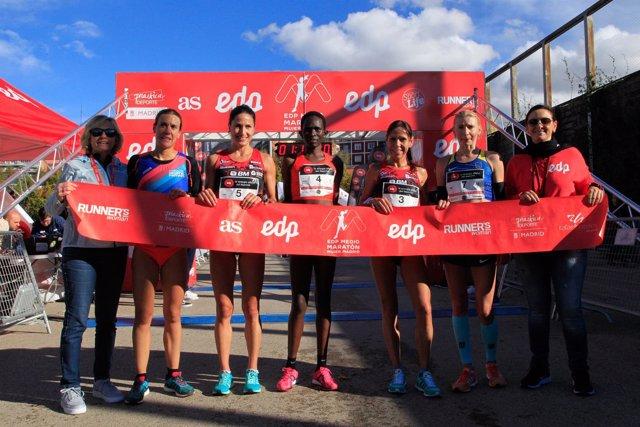 EDP Medio Maratón de la Mujer de Madrid
