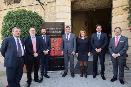 """Cs """"planta"""" a Morera en la clausura del 600 aniversario de la Generalitat Valenciana por la presencia de Torrent"""